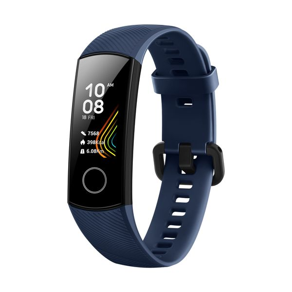Smartband - Honor Band 5 granatowy